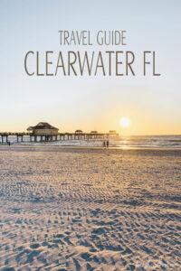 Clearwater Florida Beach