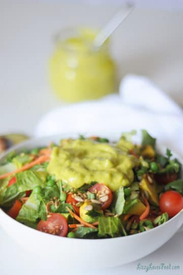 Low-Carb-Avocado-Salad-on-the-table