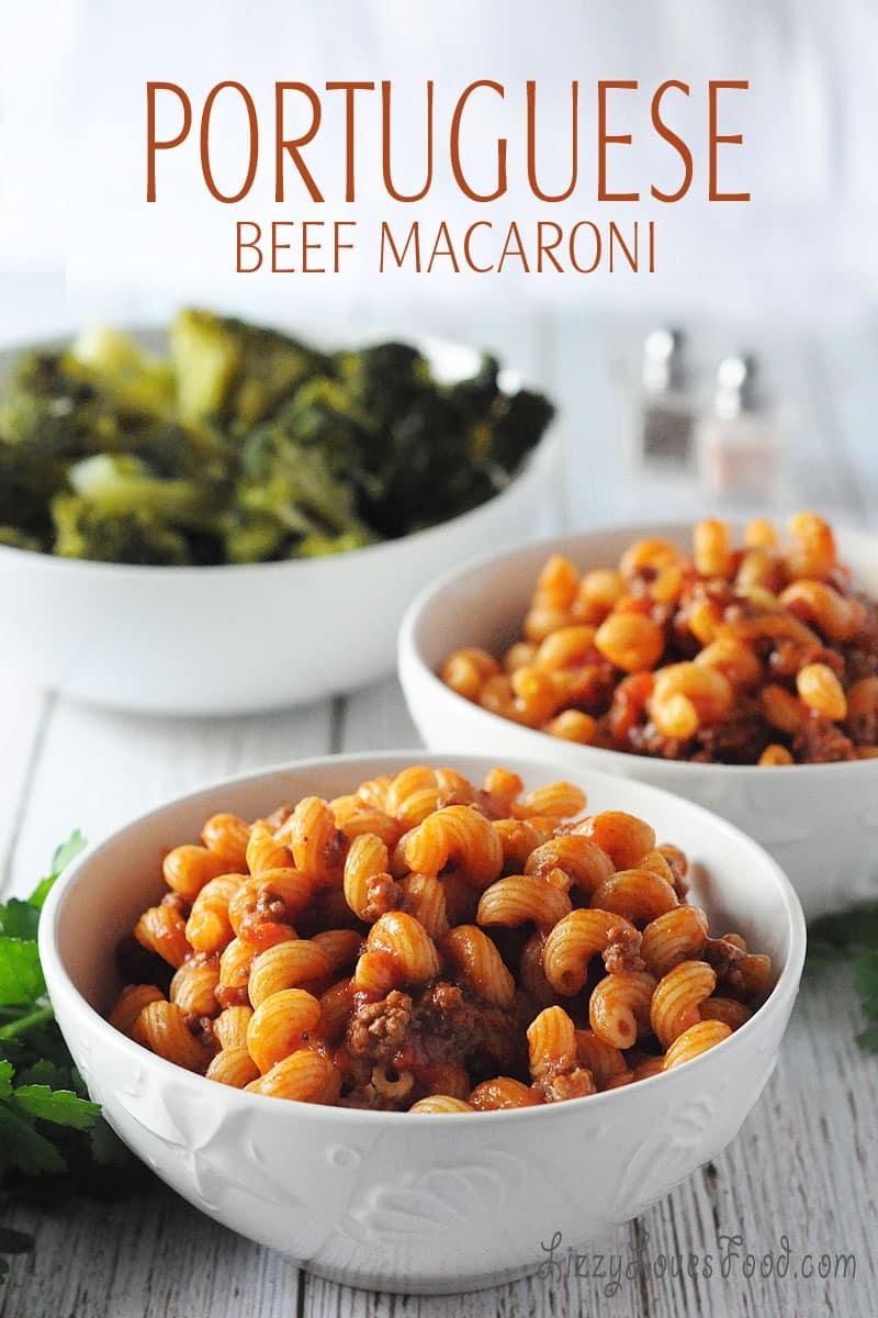 Beef Macaroni Recipe