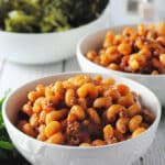 Portuguese Beef Macaroni Recipe