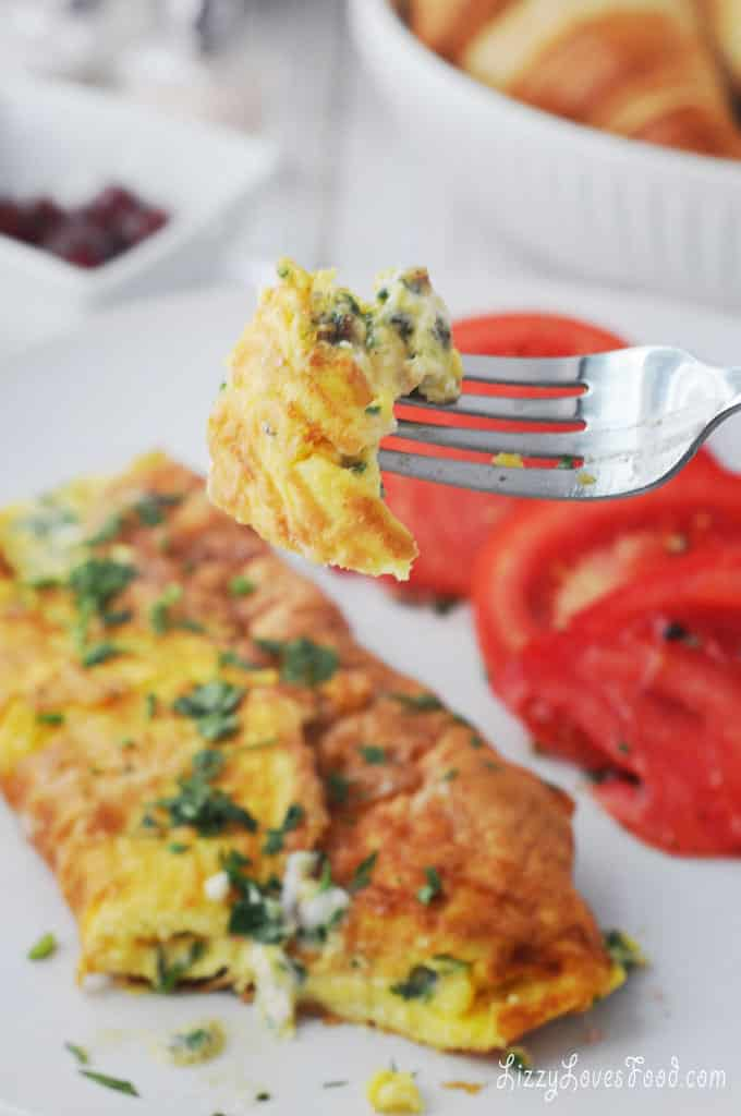 French Omelette for Brunch-1