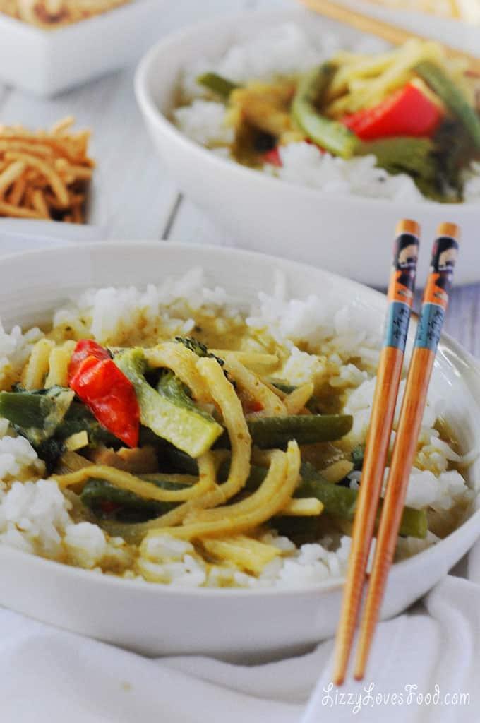 Green Curry Thai Recipe