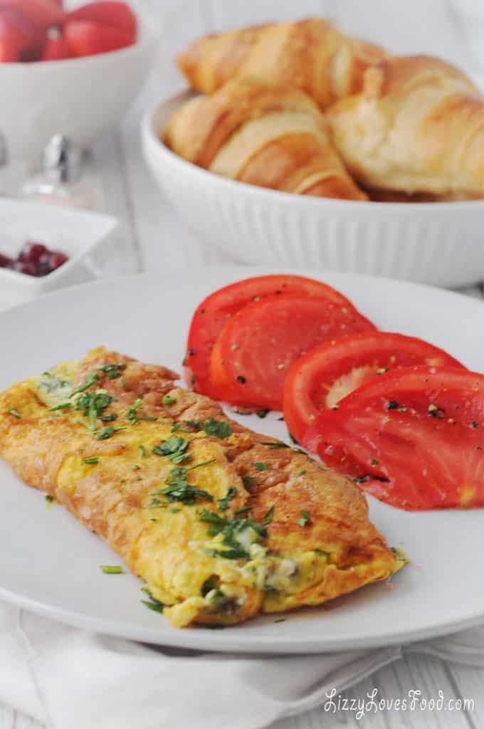 French Omelette for Brunch