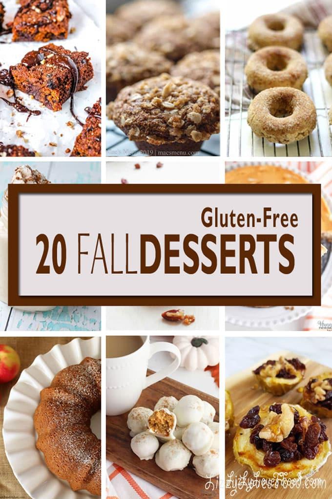 20 Gluten-Free Fall Desserts
