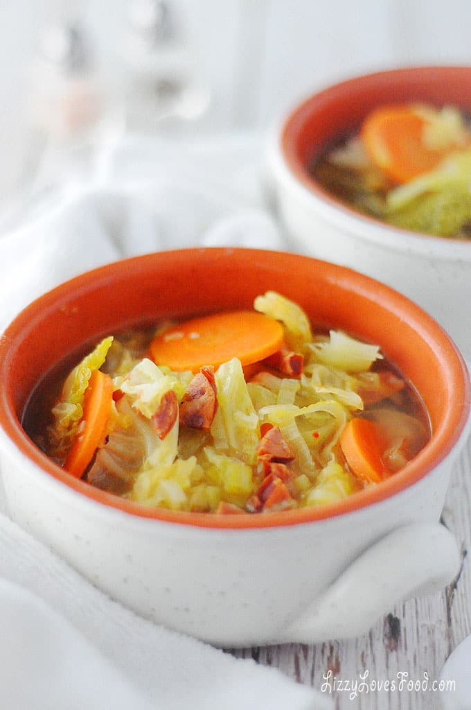 Portuguese Soup Recipe Low-Carb