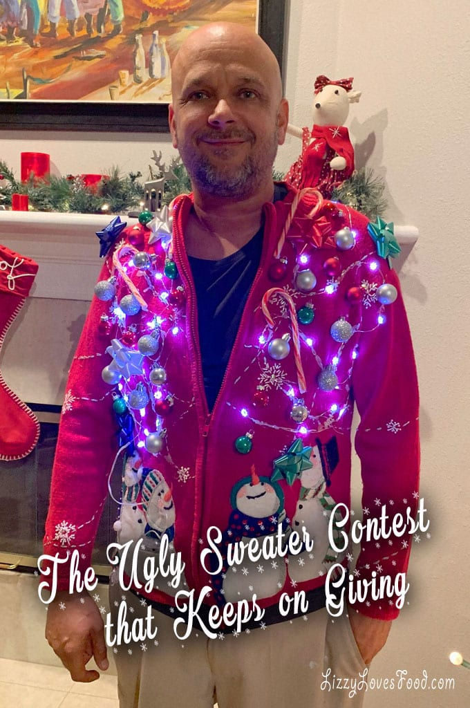 The Ugly Sweater Contest that Keeps on Giving