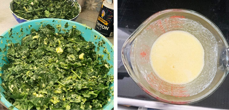 Spinach-Mix