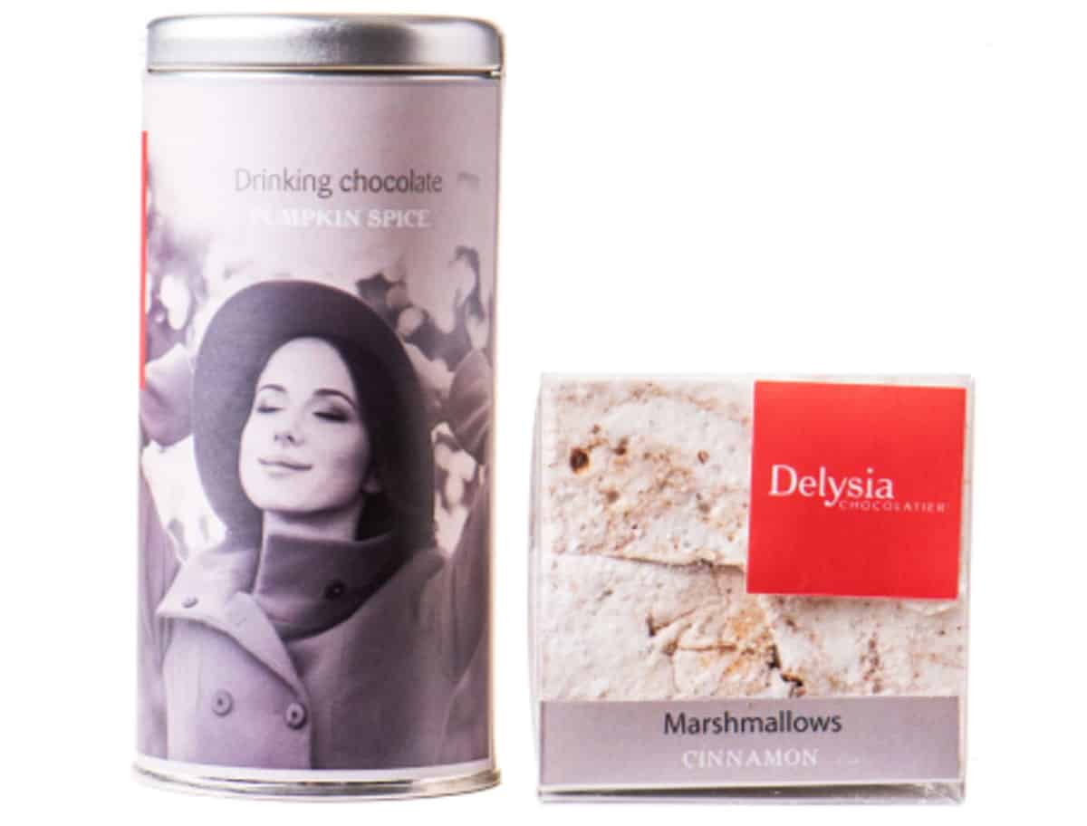 Delysia Hot Chocolate Recipe